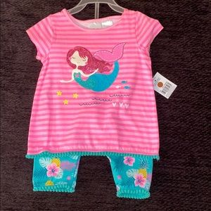 2 FOR 15!! Adorable Mermaid Outfit